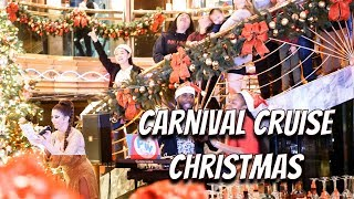 Carnival Cruise Christmas (4K)