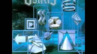 Osiris -   futurity(  something to think about ) - 1991  -  kampen ned