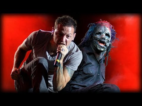 Linkin Park / Slipknot - One Step For The Maggots [OFFICIAL MUSIC VIDEO] [FULL-HD] [MASHUP]