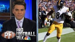 Relationship between Pittsburgh Steelers, Antonio Brown damaged   Pro Football Talk   NBC Sports