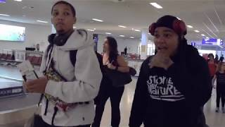 "Young M.A ""A Week In The Lyfe"" (Europe Part 1)"