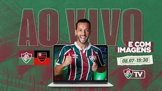 Quarta-feira é dia de decisão. A partir das 19h30, a FLUTV começa a transmissão de Fluminense e Flamengo, no Maracanã.