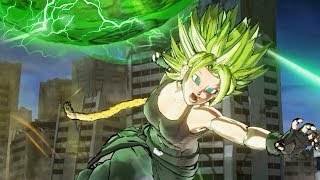 LEGENDARY POWER! Legendary Super Saiyan CaC Transformation! | Dragon Ball Xenoverse 2 Mods