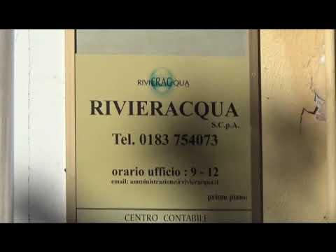 IL COMUNE DI DIANO MARINA PUNTA AL SALVATAGGIO DI RIVIERACQUA, MA PIOVONO BOLLETTE SALATE