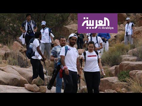 العرب اليوم - شاهد: مميزات المشي الطويل