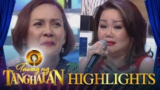 Tawag Ng Tanghalan: Dulce Shares That She Personally Know TNT Contender Girlie