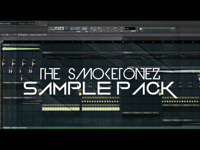 The SmokeTonez Free EDM Sample Pack