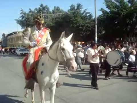 Reyes magos en Catacaos
