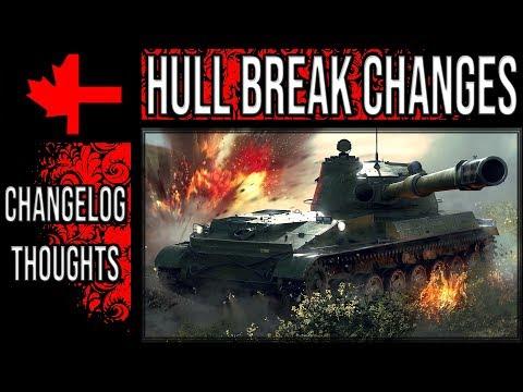 War Thunder - Changelog Thoughts - Hull Break Changes - Free