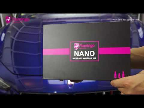 Flamingo Nano Ceramic Coating