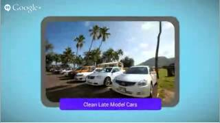 preview picture of video 'rental car in lihue airport Lihue, Kauai Car Rentals 808 634 9917 rental car in lihue airport'