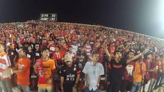 Chants Persija-Kami Bersama Persija(Stadion Sultan Agung)