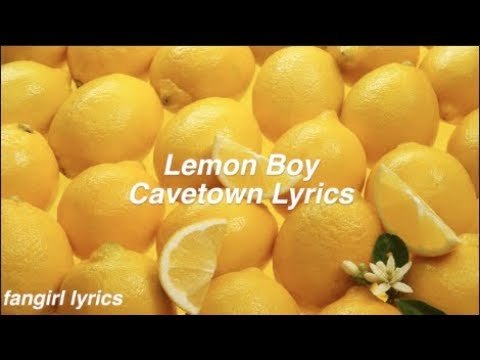 Lemon Boy || Cavetown Lyrics
