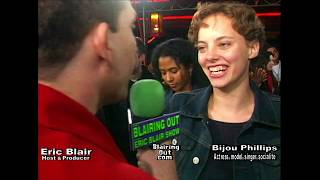 Bijou Phillips & Eric Blair talk Playboy, Music & Make Up 2001