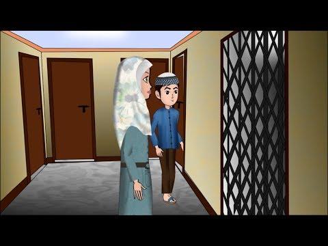 Dua when leaving the house - আবদুল বারী ঘর থেকে বের হবার দোয়া পড়ে