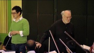 Masur On Schumann's 2nd Symphony: 'We Have To Be Crazy'