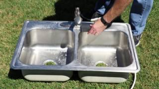 Clean a Stainless Steel Sink and Remove Scratches