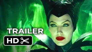 Maleficent Official Wings Trailer (2014)   Angelina Jolie Disney Movie HD