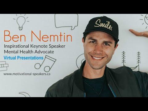 Sample video for Ben Nemtin