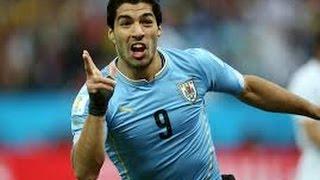 Luis Suarez   Sube La Mano Y Grita Gol  . Lo Mejor Del Futbol