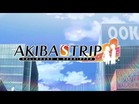 Trailer de AKIBA'S TRIP: Hellbound & Debriefed