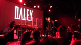 Daley in concert - Days & NIghts - Part I
