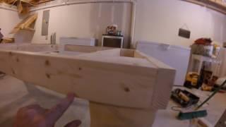 DIY Farm Table Build