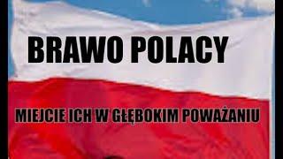 BRAWO POLACY- MIEJCIE ICH W GŁĘBOKIM POWAŻANIU-Wiedza Dla WSzystkich