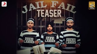 The Landers  Jail Fail  Mr VGrooves  Teaser  Latest Punjabi Song 2016