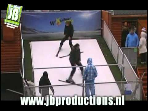 Video van Skibaan on Tour - Mobiele Skibaan | Kindershows.nl