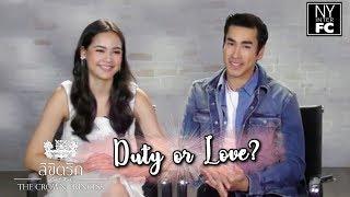 [ENG SUB] Nadech Yaya - Duty or Love?   Likit Ruk