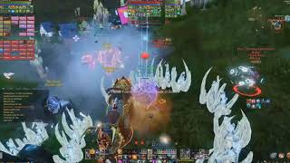Archeage Siege: RM vs Rising (Gank Bus) Attack Marcala and Defense of Calmlands