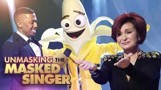The Masked Singer Season 3: The Banana REVEALED!