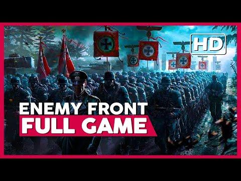 Gameplay de Enemy Front