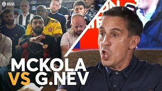 GARY NEVILLE GETS HEATED IN MAN UTD RANT! - The BIG Season Debate