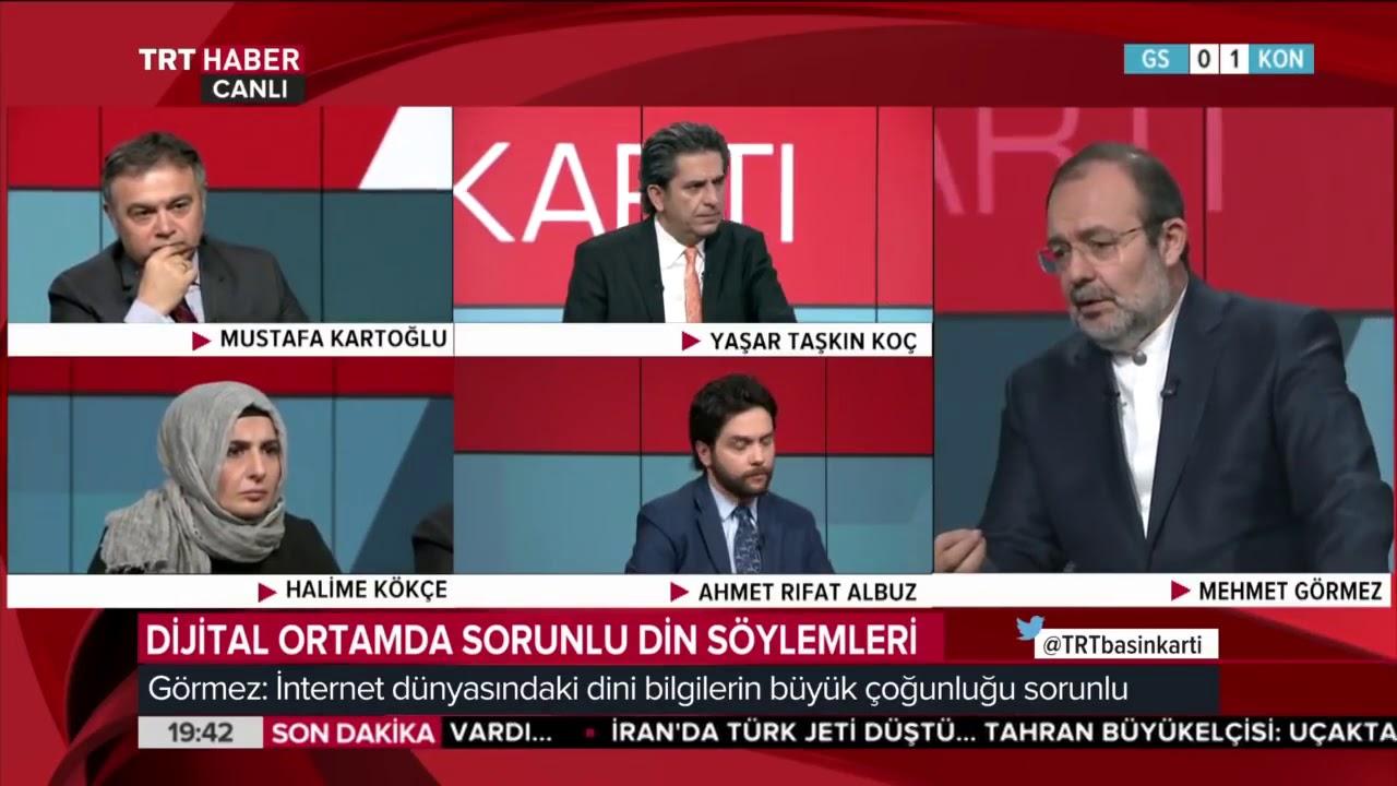 TRT Haber Basın Kartı