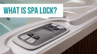 What is Spa Lock?