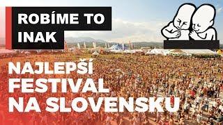 Najlepší Slovenský festival: Toto všetko ťa čaká na Pohoda 2018