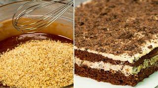 Tak pyszne ciasto, że nie da się uwierzyć, że jest postne! | Smaczny.TV