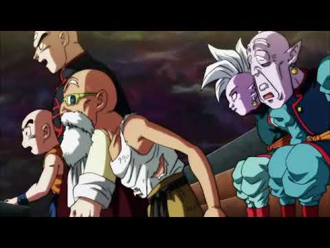 Goku Outmatched Pride Troopers - Dragon Ball Super