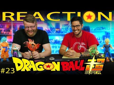 Dragon Ball Super [English Dub] REACTION!! Episode 23