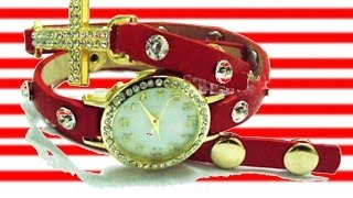 Часы. Классные женские часы с  сайта AliExpress