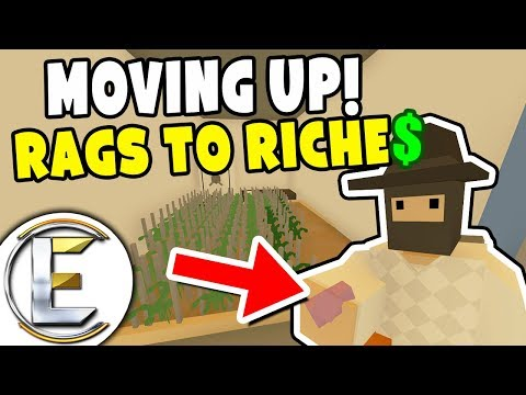 Moving Up! - Unturned Roleplay RTR EP 3 (Took Out a Berry Collector On Berry Island)