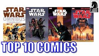 Top 10 Star Wars Legends (Dark Horse) Comics