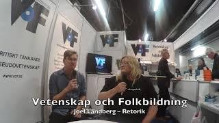 Joel Landberg – Bokmässan 2019