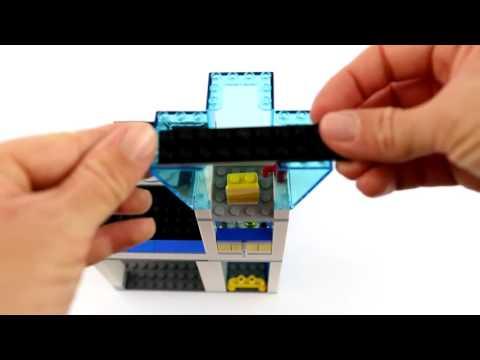 LEGO City Police 60047 инструкция