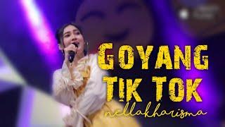 Gambar cover Nella Kharisma - Goyang TIKTOK  ( Official Music Video ANEKA SAFARI )