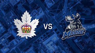 Moose vs. Marlies | May 8, 2021