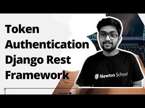 Token authentication django rest framework | Django rest framework token authentication [ token ] thumbnail