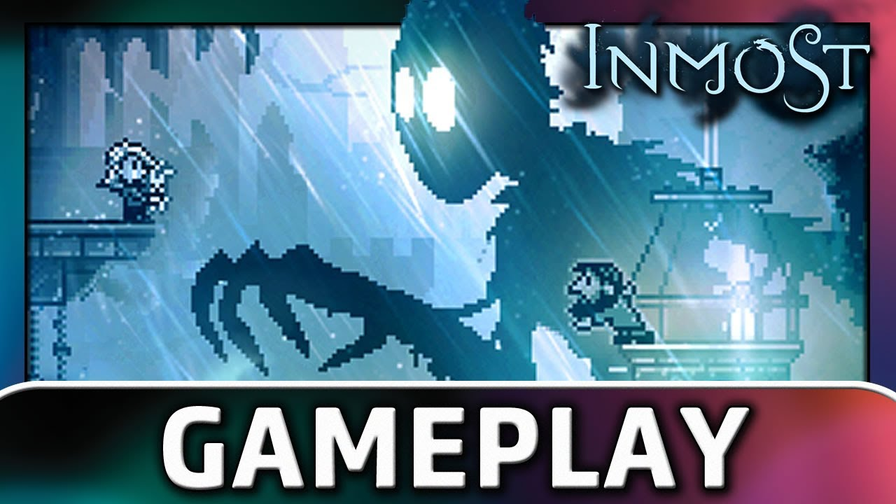 INMOST   Gameplay (PC/Switch)